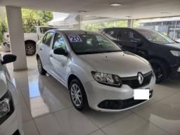 Renault Logan Authentique 1.0 !!! IPVA 2021 Pago