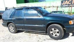 Chevrolet Blazer Sucata DLX 4.3 V6 Motor Vortec (Retirada de Peças)