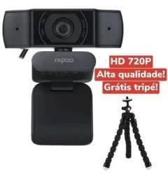 Webcam Hd 720p Usb Rapoo C200
