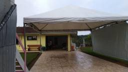 Tenda Piramidal Super-Resistente