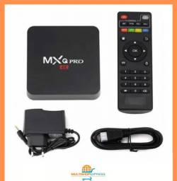 Tv Box Android 4k 64gb - 4gb Ram - Wifi 5g Hdmi Pro