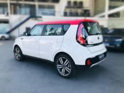 Kia Soul Ex 1.6 Automatico Branco com apenas 15 mil km