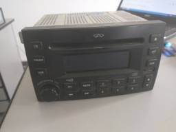 Rádio CD USB Tiggo original