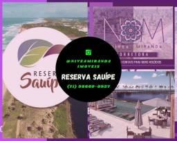 LOTES de 450m² à 963m² - Reserva Sauípe - N80