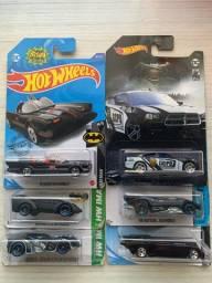 Hot Wheels Batmans