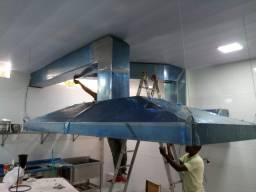 Cozinha Industrial Fabricação