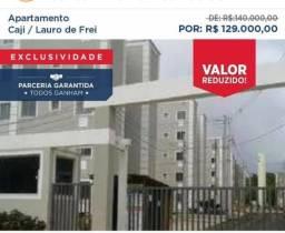 """Apartamento belíssimo com """"Redução de Valor para R$ 129.000,00""""- Lauro de Freitas / BA."""