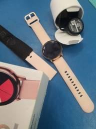 Relógio Galaxy watch active 40mm rose