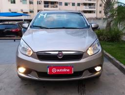 Título do anúncio: Fiat Grand Siena 2014 1.6 completo e vistoriado.