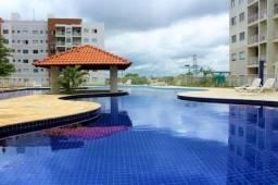 Apartamento 3 quartos no Parque 10 c/piscina, todos os quartos com ar(Só diária)