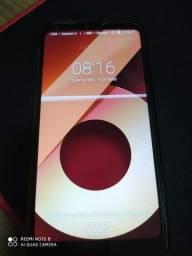 Celular LG Q6+ 64 de espaço 4g de memoria