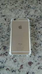 Título do anúncio: Iphone 6S 32GB Dourado + Capa Anti Queda + Película de Vidro