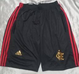 Short em Dri-fit do Flamengo.