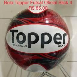 Bola Futsal Topper Oficial Slick d487b49d40