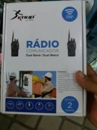 Rádio Comunicador Walk Talk Profissional Kp-m0008 Knup
