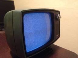 Tv Antiga Philco Ford - Ícone Dos Anos 70