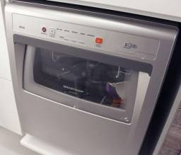 Lava-louças brastemp ative! 110 volts- 8 serviços