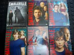 DVD Supernatural ou Smallville