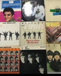 Colegão de vinil dos Beatles