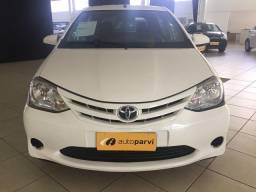 TOYOTA ETIOS 1.3 X 16V FLEX 4P MANUAL - 2016