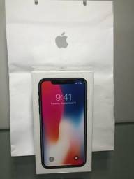 IPhone X 64gb Novo Na Caixa Lacrado Original Apple A1901 - Nf
