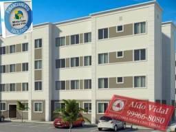 ARV134- Apartamento 01 Qrto P.N.E + E.L.E.V.A.D.O.R + Entrada Facilitada.