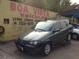 Fiat Palio Palio Weekend Adventure 1.8 Flex (unico dono) - 2007