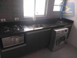 Ap0018 apartamento com 3 dormitórios à venda, 50 m² por r$ 175 - cajuru - curitiba/pr