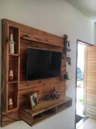 Painel TV Rustico
