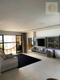 Título do anúncio: Apartamento todo projetado no Altiplano com vista definitiva!!!