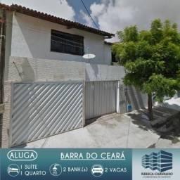 Casa duplex na Barra do Ceará