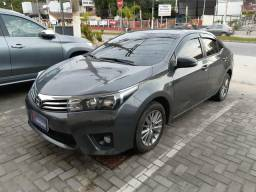Corolla XEI 2.0 GNV5º - Oportunidade - Revisado Honda - Bancos em Couro