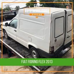Título do anúncio: Sucata Fiat Fiorino 2013 para venda de peças