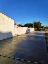 Piso de concreto polido, pintura epóxi, cimento queimado