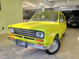 Fiat 147 Placa Preta 1980 - 1050