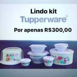 Kit tupperware