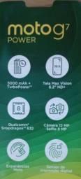 Celular Moto g7 Power Azul Navy Smart