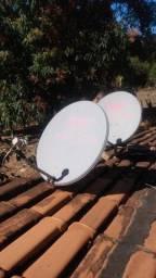 Instalação /antenas