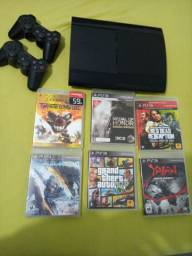 PS3 250 GB  top!!! aceito propostas