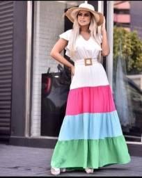Vestido Três Marias L'amour moda