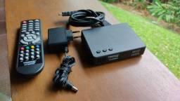 Receptor parabólica vt1000hd visiontec com HDMI