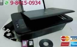 Impressora Multifuncional à vista ou cartão