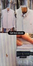 Camisa polo Ralph Lauren xl