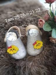 Lindo calçados infantil