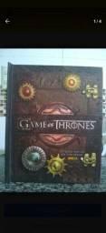 Guia pop-up de Westeros . Game of Thrones.
