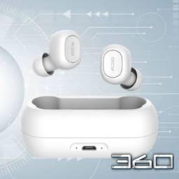 Fone de ouvido Bluetooth QCY T1c
