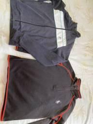 Duas blusa infantil original (leia)