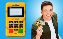 Chip 2 maquininha com chip  $$$ 99.99 so esse domingo