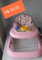 Andaja cor de rosa R$ 50,00