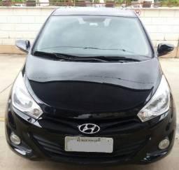 Hyundai HB20 1.6 Premium 16V Mec. 13/14. Preto. Único dono. #Oportunidade